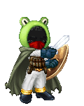 Frog from Chrono