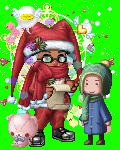 Santa's little he