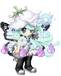 butterfly girl >: