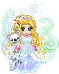 Sea goddess with
