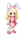 pink bunny maid