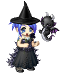 Witch and her dra