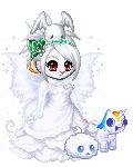 Angel Kitty w/ an
