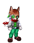 Fox Mccloud (wii,