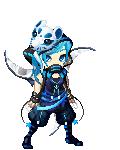 Blue Konoichi