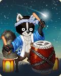 Tanuki Drummer