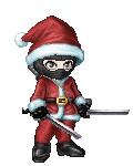 ninja santa
