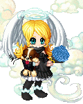 Angel With Black