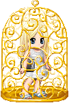 Namine, in a cage