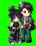 rocker girl and p