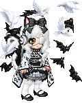 Gothic Skunk Girl
