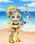 Rikku as Lady Luc