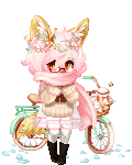 Pastel Fox girl