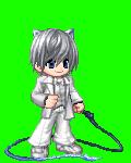 White Ninja Boy