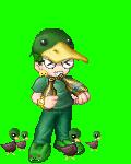 Green Animal Boy