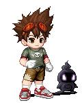 Tai from Digimon