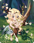 Dryad of the Wood