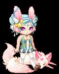 Shiny bunny girl