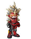 Red Hayabusa Armo
