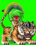 Aztec Princess & her Tiger