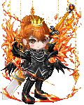 the flame warrio