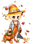 Candy Corn Pumpki