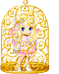 Caged Fairy Princ