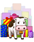 The cow with more