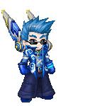 Blue Galaxy Boy