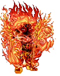 demon of fire