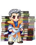 Studious Monk