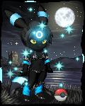 Shiny Umbreon! (Pokemon #197)
