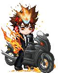 Tsuna's Motorbike