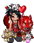red she-wolf
