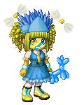 Queen Bee. (Hahah