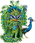 My fellow peacock