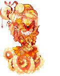 Orange Octopi-Pie