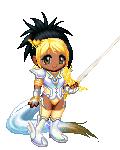 Fox Girl Warrior