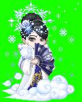 Wintertime Geisha