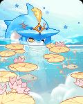 Zora lurking on the water