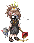 Nasty lil orphan