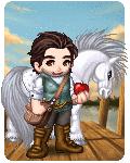 Flynn Rider and Maximus