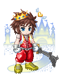 Sora, the Keyblade Master