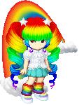 joyful rainbow...