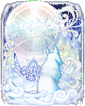 Fox in a Winter W