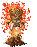 Pele - fire godde