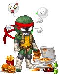 TMNT: Mikey shoul