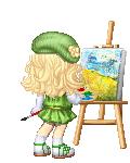 The painter artes