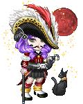 She's a pirate!