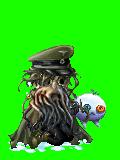 Captain Ahabs ghost